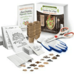 Garden for a Year Giveaway #AbundantLiving Ends May 23