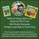 Buddy Bison Goes to Yellowstone Giveaway Ends May 26 *ENDED*