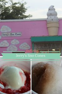 Jerry's Sno Cones is a fixture in Memphis.