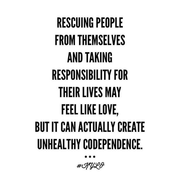 Codependence
