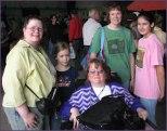 Lori, Trish, Ruth