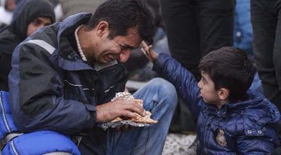rifugiati che vita
