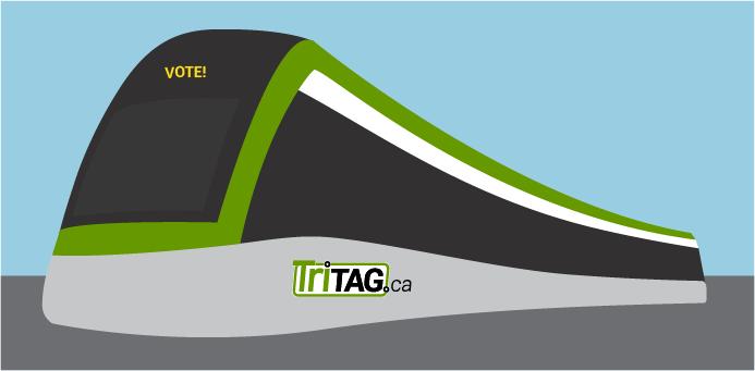 vote-train