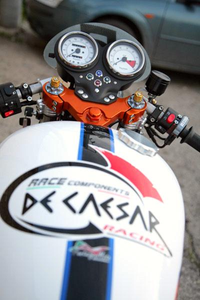 Triumph Thruxton by De Caesar Race Components 09