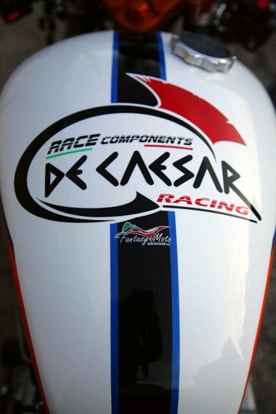 Triumph Thruxton by De Caesar Race Components 11