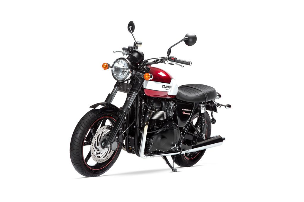 LD - Triumph - Bonneville Newchurch - 1014
