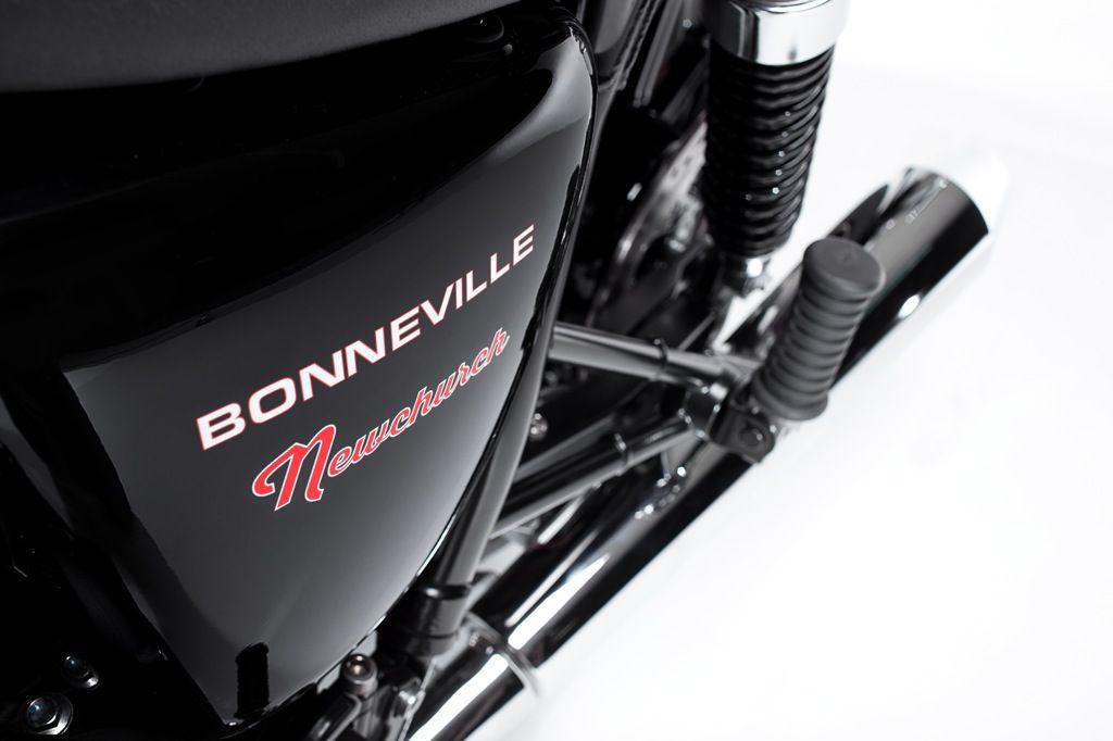 LD - Triumph - Bonneville Newchurch - 1123