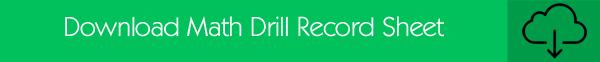 Math-Drill-Record-Sheet