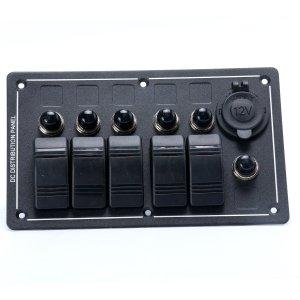 automotive toggle switch