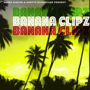 Bersa Discos and Ghetto Bassquake Present  Banana Clipz 310x310 300x300 Banana Clipz   Banana Clipz EP