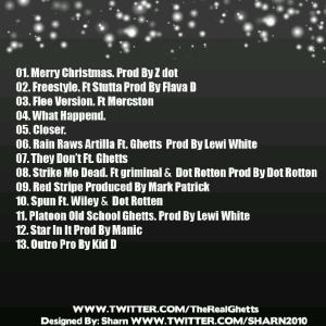 00 Ghetts Merry Christmas E.P Cover 2 300x300 Ghetts   Merry Christmas. Free EP