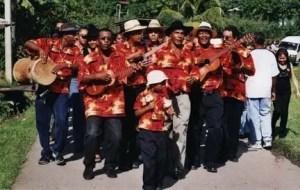 parang band 2 300x190 Parang   Caribbean Christmas Music