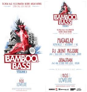 BB 3 Beide Seiten RGB 282x300 Berlin tonight: Bamboo Bass Vol. 3