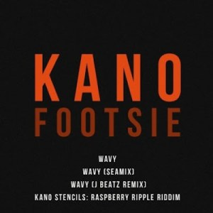 Kano X Footsie 300x300 Kano X Footsie   Wavy (Free EP)