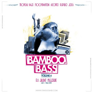 MixCover 300x300 Berlin Tropical night: Bamboo Bass Vol. 4