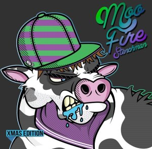 ALBUM ART 300x294 Stenchman   Moo Fire 2012 (Free Xmas Album)