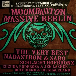 moombah berlin Exclusive Q&A with Dave Nada: Moombahton Massive Berlin