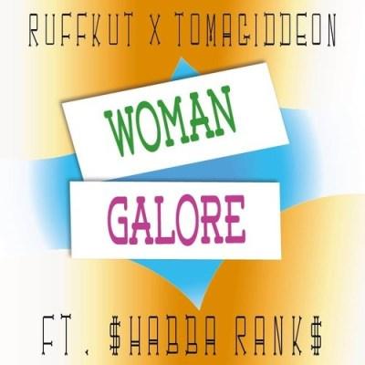 ruffkut tomagiddeon 400x400 Exclusive: Ruffkut X Tomagiddeon ft. Shabba Ranks   Woman Galore (Free Download)