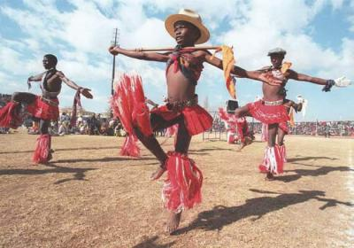 The Dance Hall | A-Z of African Dance