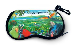 Birds Glasses Case