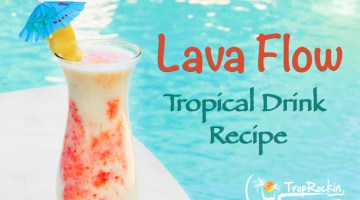 Mixed Drinks: How To Make a Lava Flow