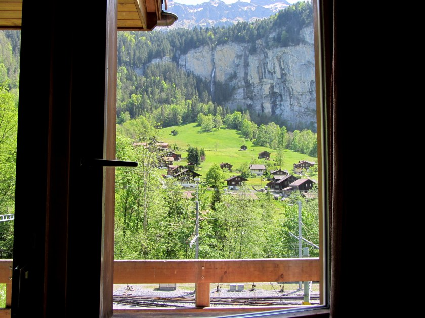hostel in Lauterbrunnen