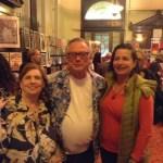 Jerilyn Brandelius, John Helms, & Clara Bellino