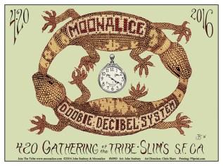 M905 › 420 Gathering of the Tribe, Slim's, San Francisco, CA