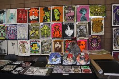 TRPS Festival of Rock Posters 2016 (photo credit: Mikal Malkovich)