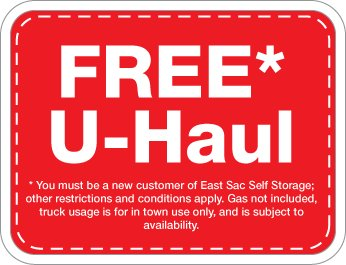 photo about Uhaul Printable Coupons identified as Uhaul Discount coupons 50 Off - U haul Coupon Codes September 2019