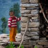 Boy in the Himalayas