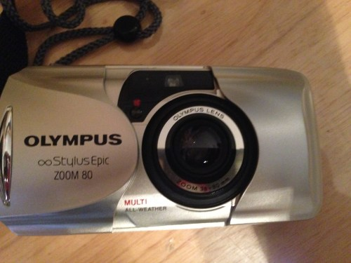 Medium Of Olympus Stylus Epic