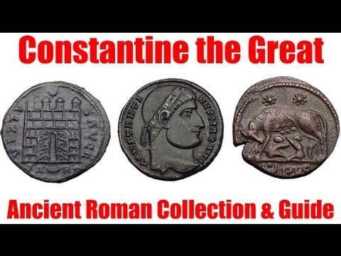 Constantine the Great Ancient Roman Coin Collecting Guide