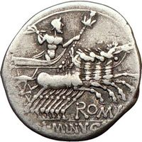 Certified Authentic Ancient Silver Roman Republic Coins for Sale from Trusted Coin Dealer