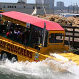 duck tours splash down