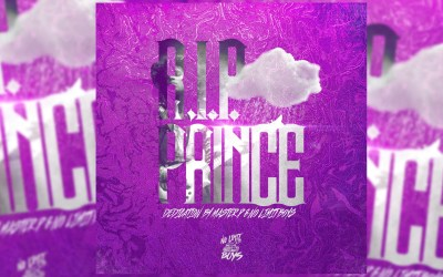 """Master P & NO LIMIT BOYS dedicate """"RIP PRINCE"""" song in studio session"""
