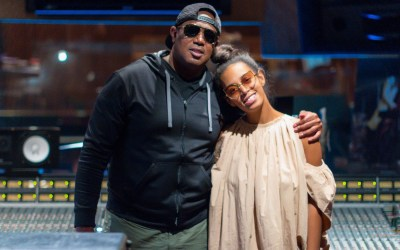 "Master P ask Solange to play his EX in his new Movie Video ""Broken"""