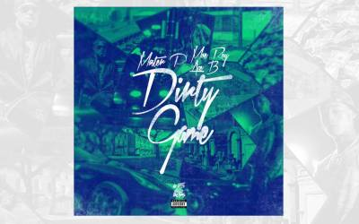"Master P New Single ""DIRTY GAME"" Featuring MOE ROY & ACE B Another Street Classic"