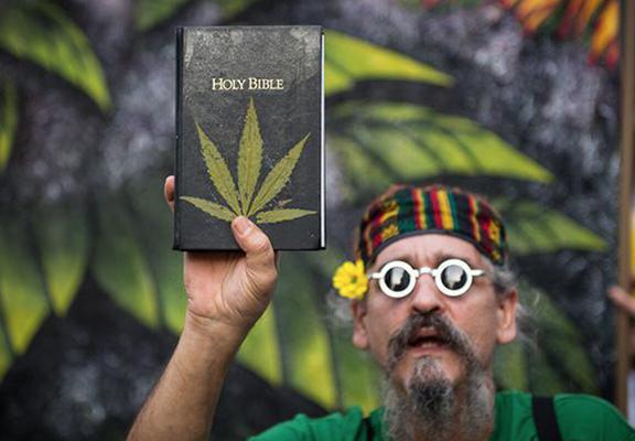 First Cannabis Church 1