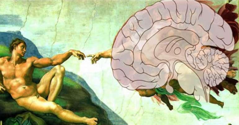 art religion brain