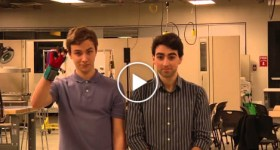 Students create gloves that turn sign language into speech1