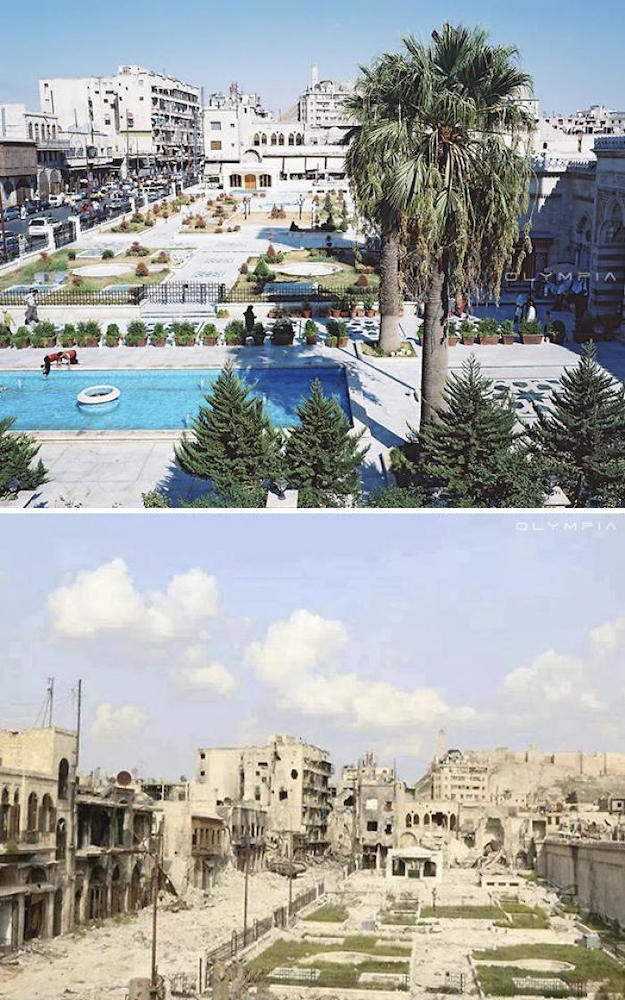 Syrian War-Before-After-2