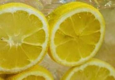 Freeze Your Lemons