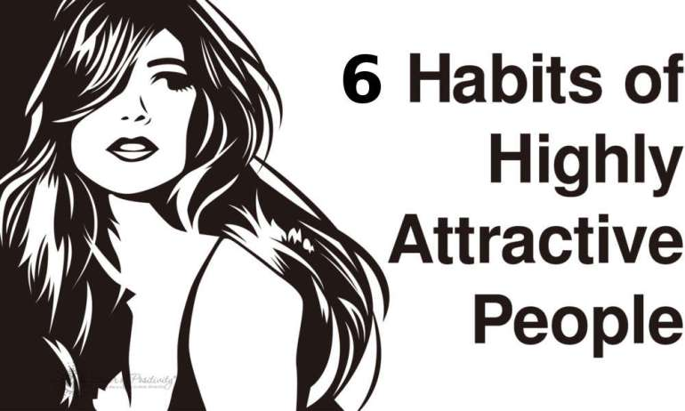 Habits of Highly Attractive People