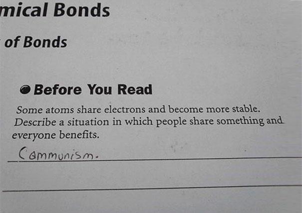 Brilliant Test Answers 7