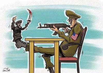 controversial-political-artwork-exposing-americas-fake-war-on-terror-9