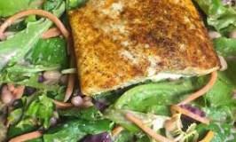 Salad Secret Sauce-  Keep the Zest Alive This Summer