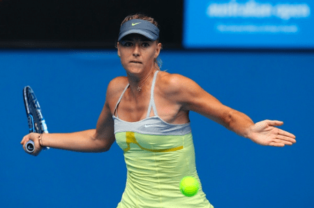 Maria Sharapova - Nike - 2013 Australian Open