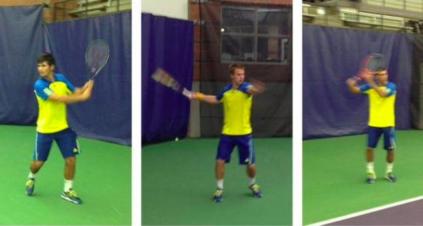 UCLA Men's Tennis - 2013 Indoor Team Championships