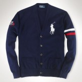 Ralph Lauren U.S. Open 2013 - Men's Cardigan